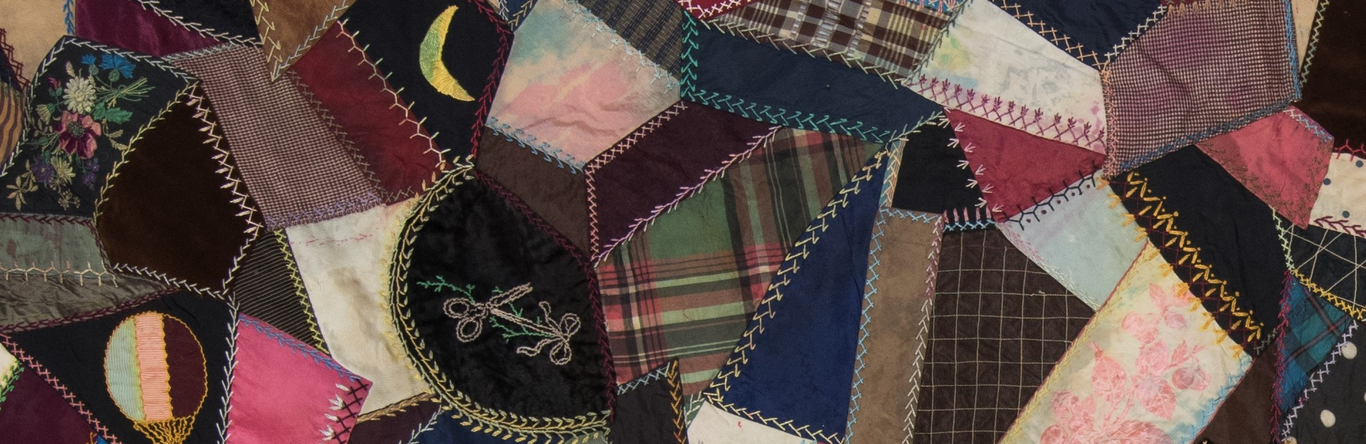 Civil War Crazy Quilt